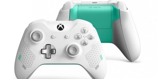 xbox sport white controller