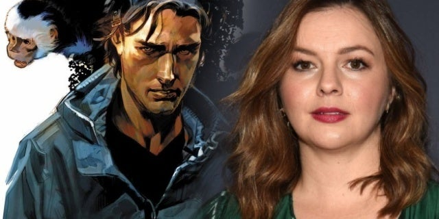 Amber Tamblyn Joins FX's 'Y: The Last Man' TV Pilot