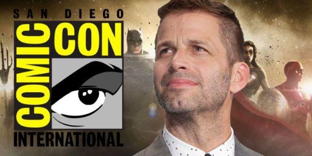 Zack Snyder Comic Con