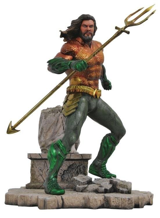 Aquaman-Movie-Statue-Classic-Costume