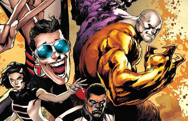 Cancellation of The New Age of Heroes - The Terrifics