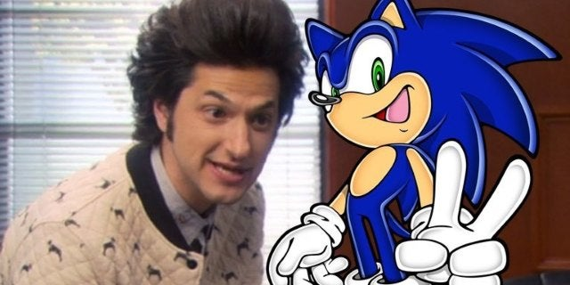 Ben Schwartz Voicing Sonic the Hedgehog In the Forthcoming Film
