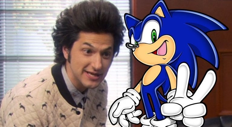 Ben Schwartz is the new voice of Sonic The Hedgehog