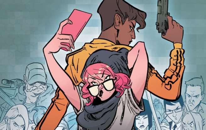 Image Comics Reviews - Crowded #1