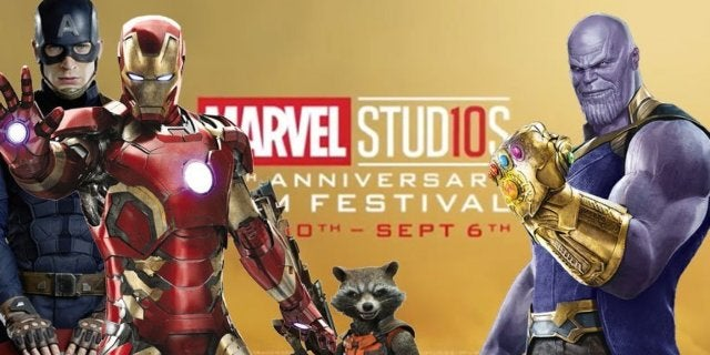 All 20 Marvel Cinematic Universe Movies Returning to IMAX Theaters for 10th Anniversary Event