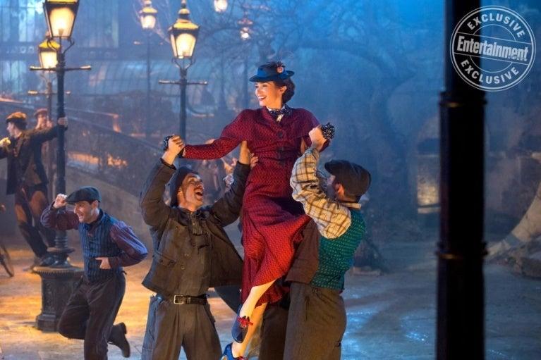 Mary Poppins Returns Jay Maidment Disney
