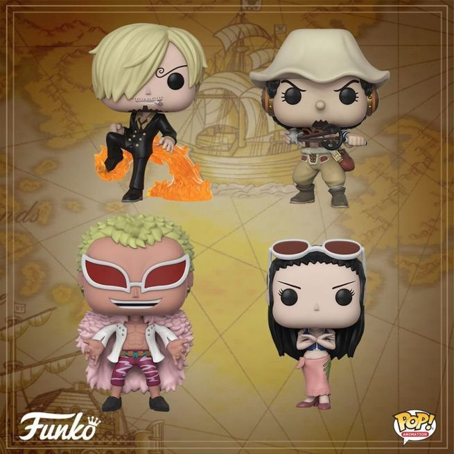 On A Related Note Funko Has Been Heavily Expanding Their Anime Pop Figure Collection In Recent Weeks The Most Being An Addition To Lineup Of