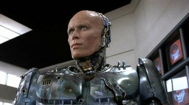 Neil Blomkamp Teases the Return of Peter Weller in RoboCop Sequel
