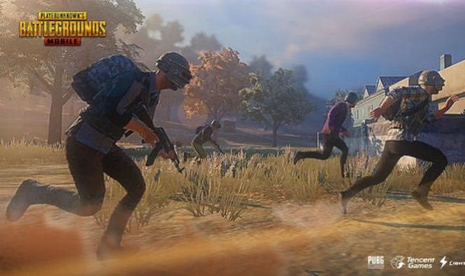 PUBG on mobile hits 100 million downloads as Fortnite rolls to Android