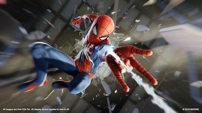 trofeos spiderman ps4
