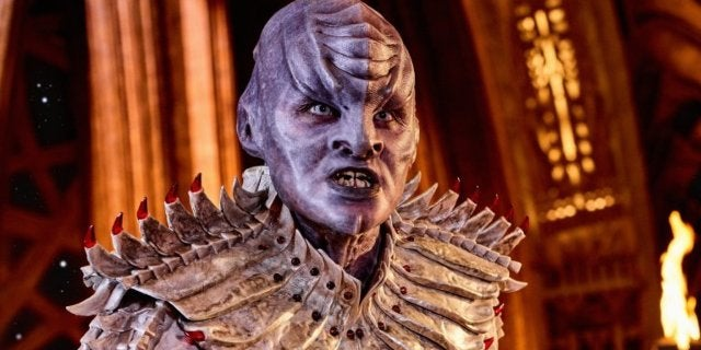 "'Star Trek: Discovery' Klingons Will Have ""Completely New Look"" in Season 2"