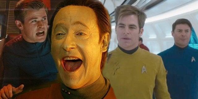 Star Trek Hemsworth Spiner Pine Urban