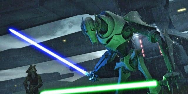 Star Wars Clone Wars General Grievous