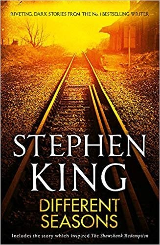 stephen king different seasons book cover