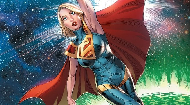Supergirl Movie Announced (2018)