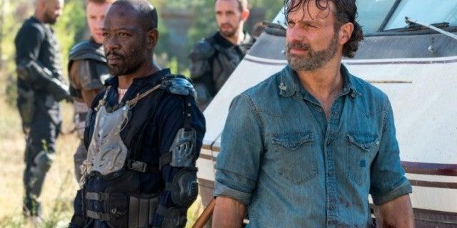 The Walking Dead Rick Morgan