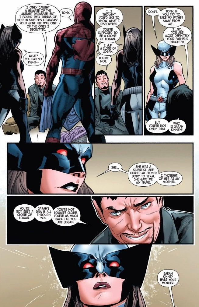 X-23-Not-A-Clone