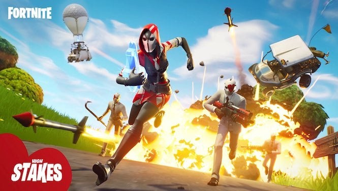 Fortnite's 'High Stakes' limited time event has been detailed