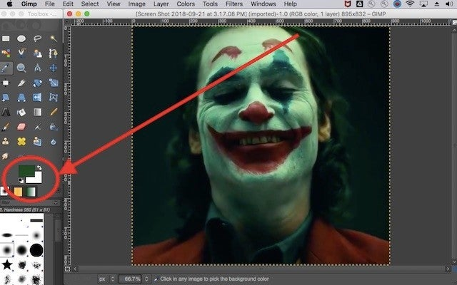 Camera test reveals Joaquin Phoenix as The Joker