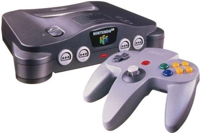 Nintendo hints that a N64 Classic console is coming soon