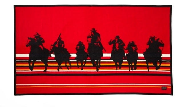 Red Dead Redemption 2 Blanket