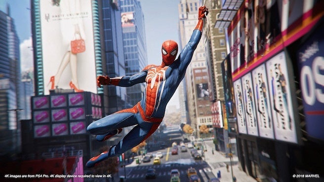 Spider-Man: The Heist DLC Trailer Offers 'Just the Facts'