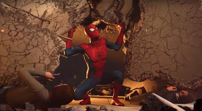 spider-man-ps4-steve-ditko-amazing-spider-man-33