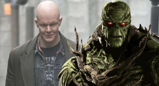 Derek Mears Reportedly Cast as 'Swamp Thing' Creature