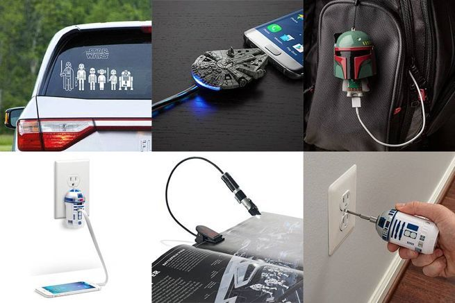 useful-star-wars-gear  - useful star wars gear 1131976 - These Useful 'Star Wars' Gadgets are Dirt Cheap Right Now