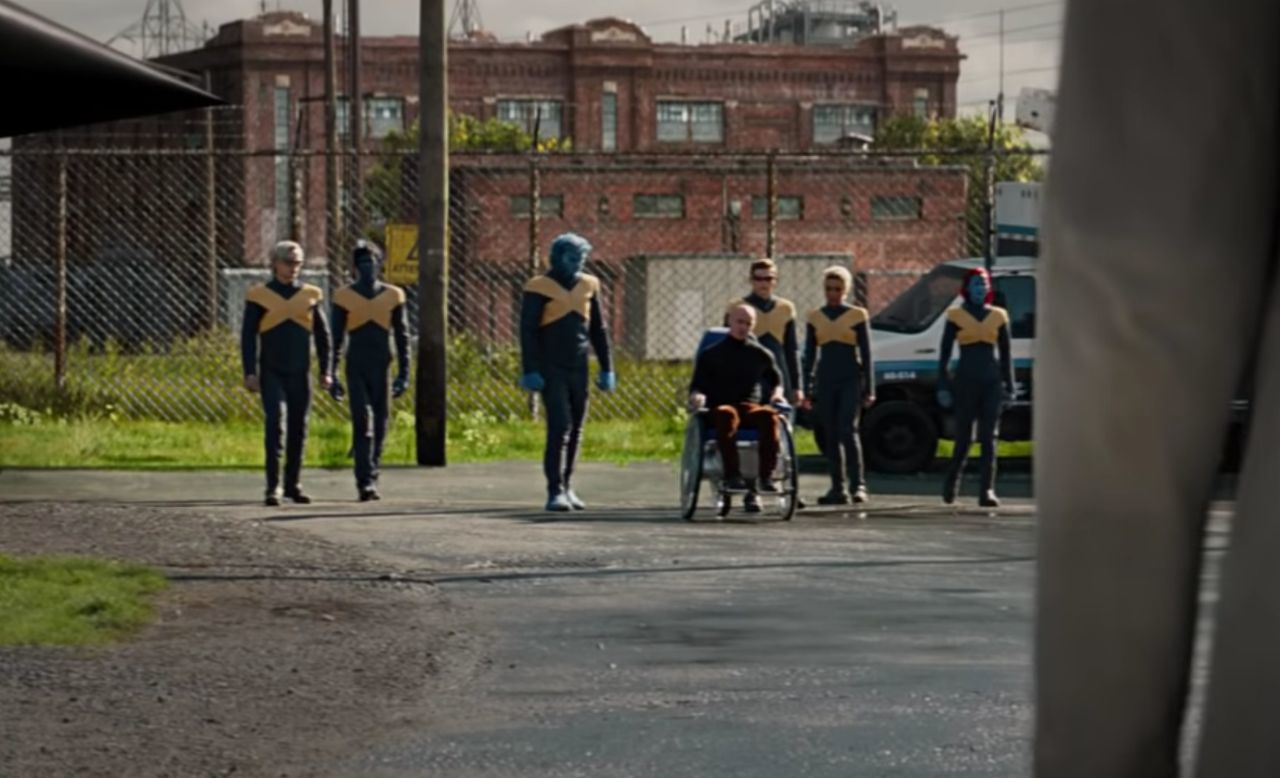 The trailer for X-Men: Dark Phoenix is finally here!