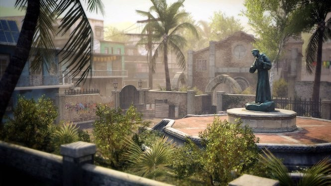 Treyarch Drops a Few Call of Duty: Black Ops 4 Map Teases