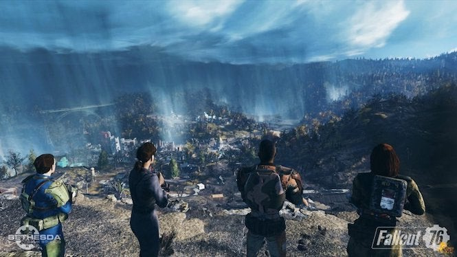 Fallout 76 Will Have Bugs at Launch, Says Bethesda Note