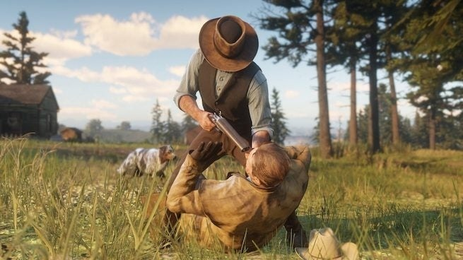 Hexbyte - Science and Tech red dead redemption 2 interro