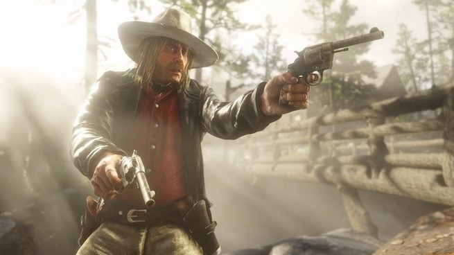 Hexbyte - Science and Tech red dead redemption 2 old man guns