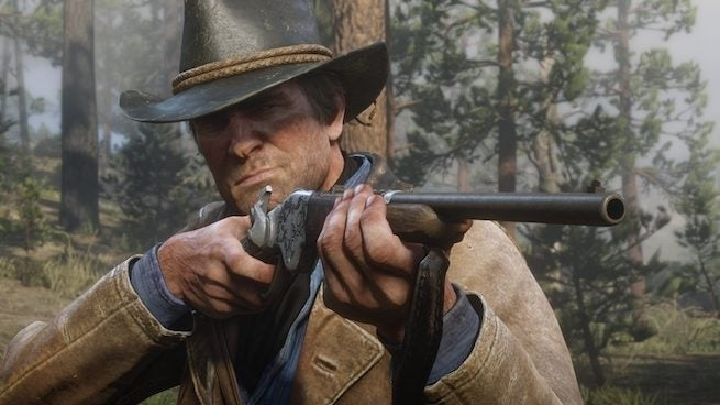 Hexbyte - Science and Tech red dead redemption 2 rifle