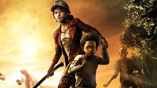 The Walking Dead: The Final Season has been saved by comic creator
