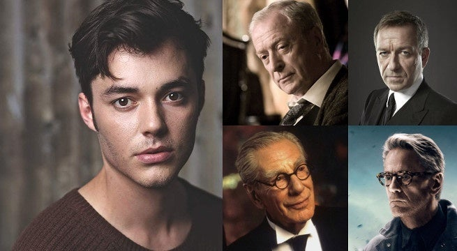 PENNYWORTH Casts THOMAS WAYNE