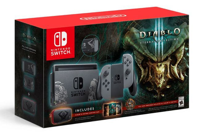 Bargain Guide - Diablo III Eternal Collection (Nintendo Switch)