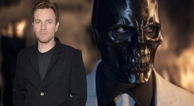 Ewan McGregor Joins 'Birds of Prey' as the Villainous Black Mask