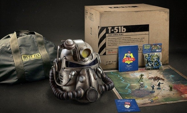 Fallout 76 Power Armor Edition Bag False Advertisement Enrages Fans