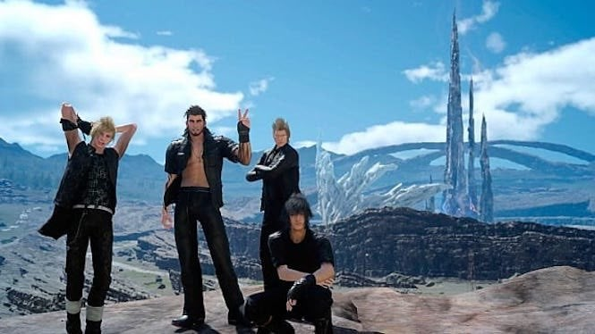 Final Fantasy XV Multiplayer: Comrades Launches This December