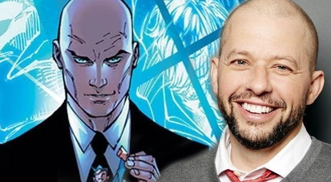 Jon Cryer to play Lex Luthor on CW's