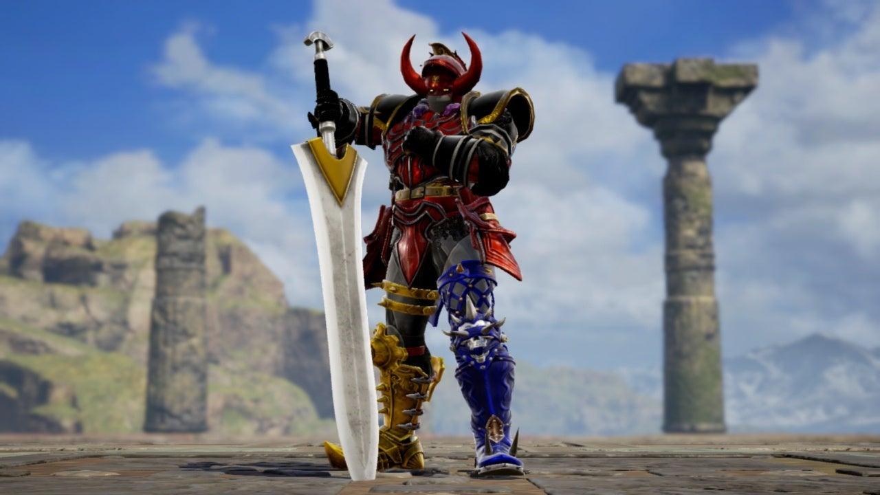 Power-Rangers-Megazord-Soulcalibur-VI-Custom