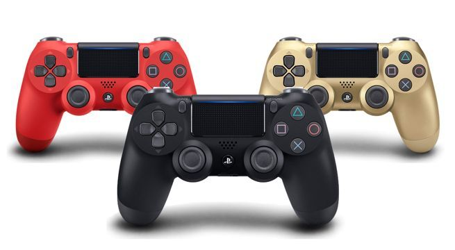 ps4-dualshock-4-controllers