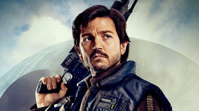 Rogue One's Cassian Andor to lead new Star Wars TV series