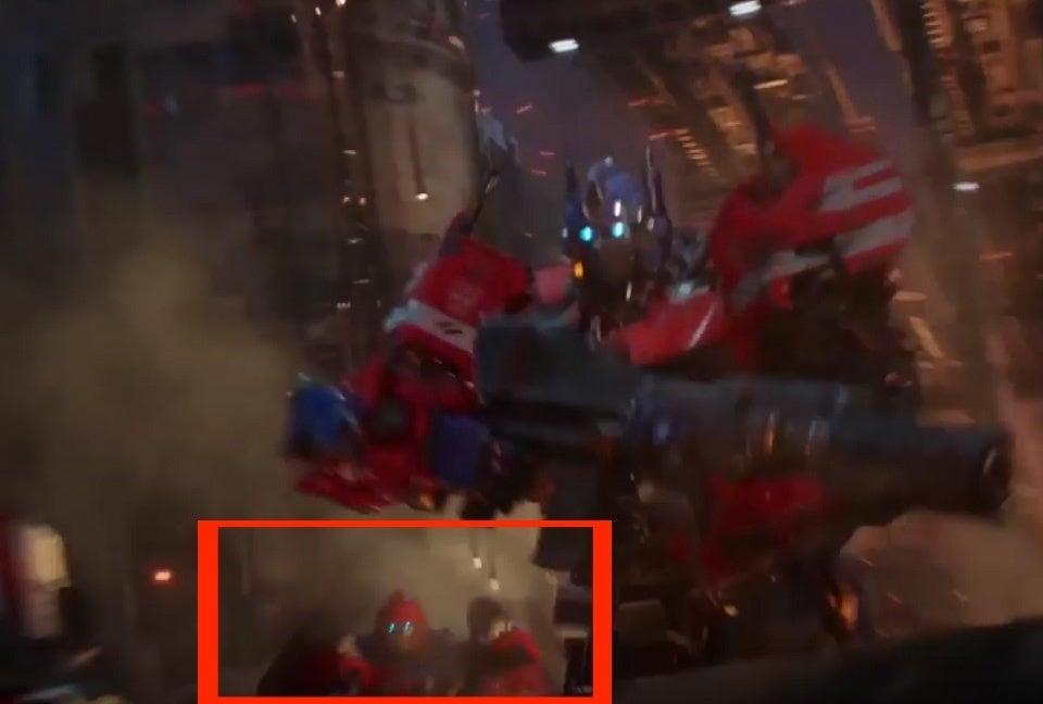 Transformers Cliff Jumper 2