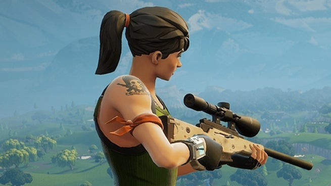 Fortnite adds support for Bluetooth controllers on mobile
