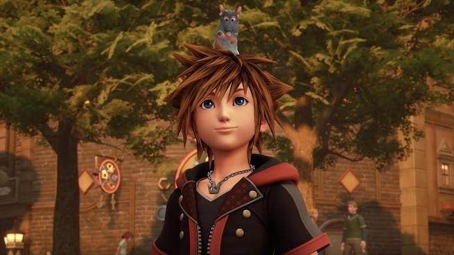 Kingdom Hearts III's File Size Is 40 GB on PlayStation 4