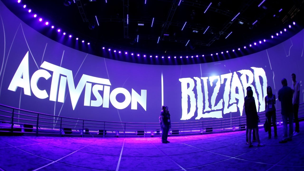 Activision Blizzard lays off hundreds of staff