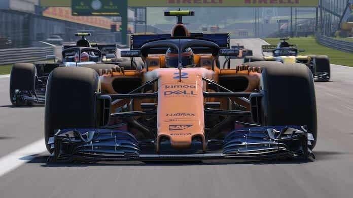 Simulation Driver Defeats Former F1 Driver